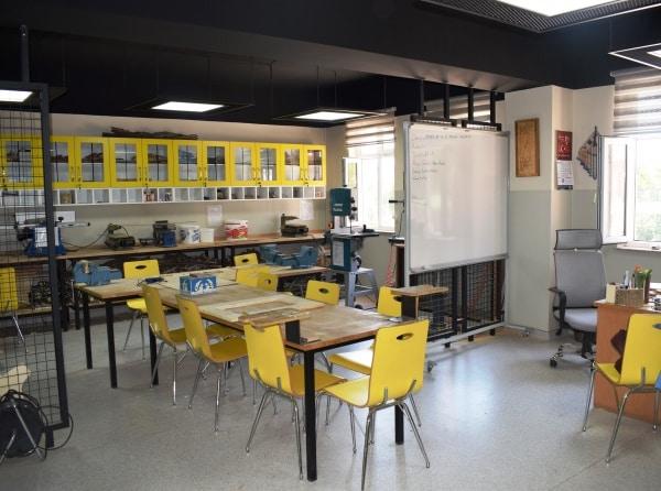 Mobilya Ve Iç Tasarım Atölyesi 2 ümit Kaplan özel Eğitim Meslek Okulu